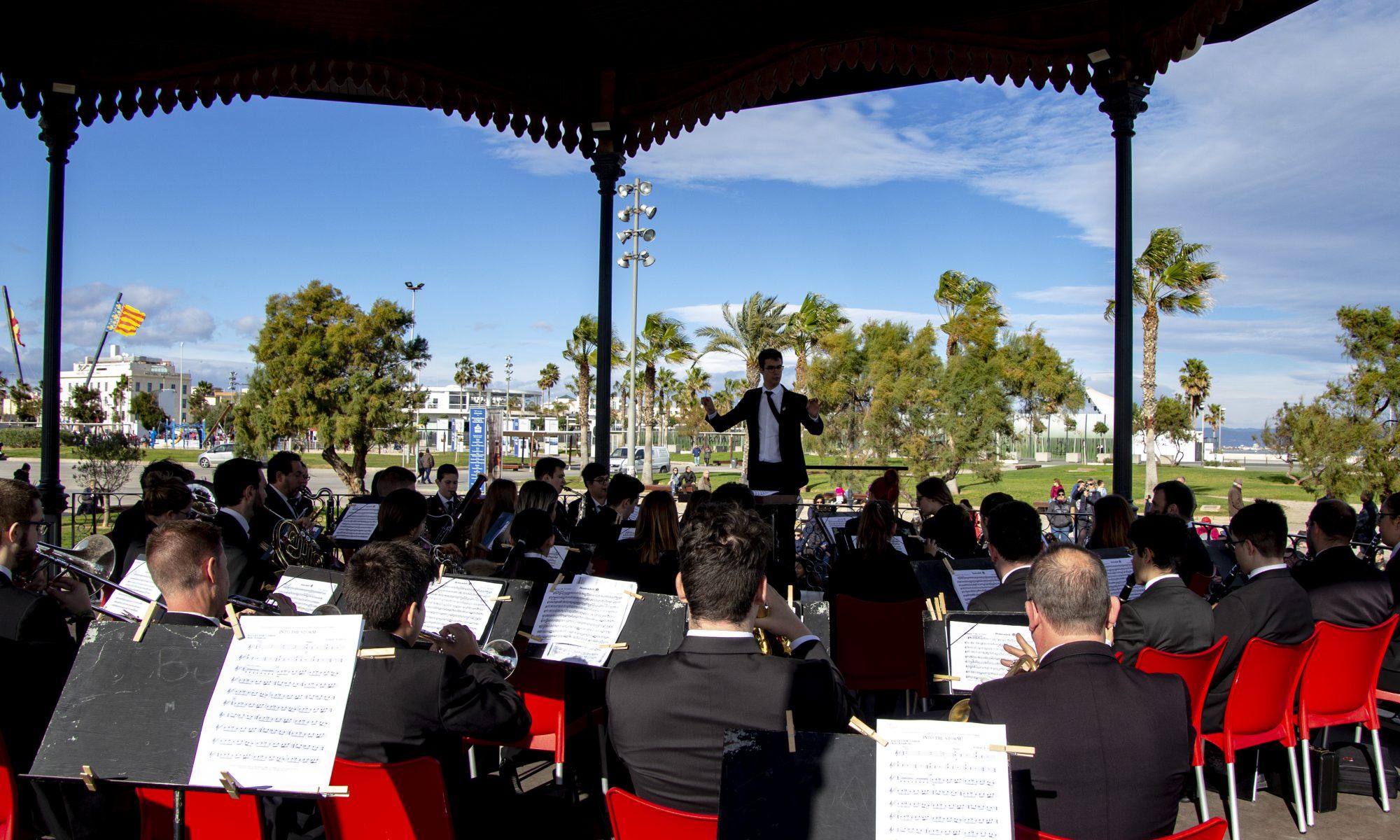 Agrupación Musical Santa Cecilia del Grao